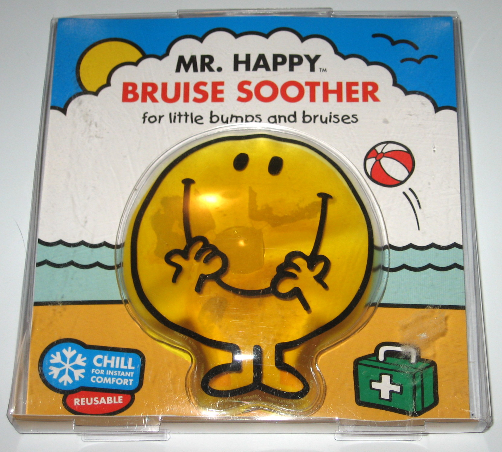 Mr. Happy - YouTube